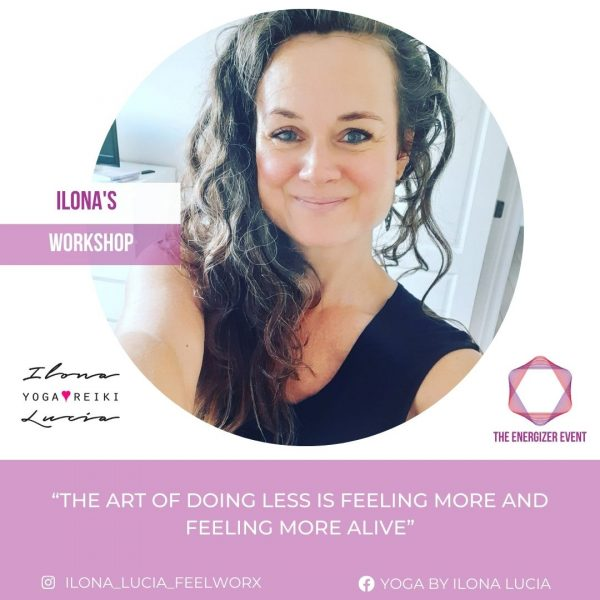 Ilona Lucia Yoga Reiki